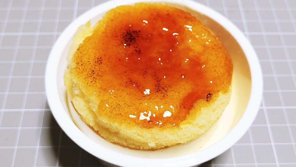 ファミリーマート 北海道チーズのブリュレチーズケーキ