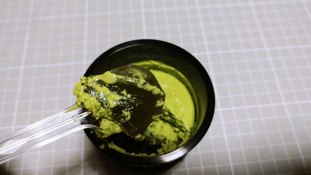 ファミリーマート 旨み抹茶のクリームわらび餅