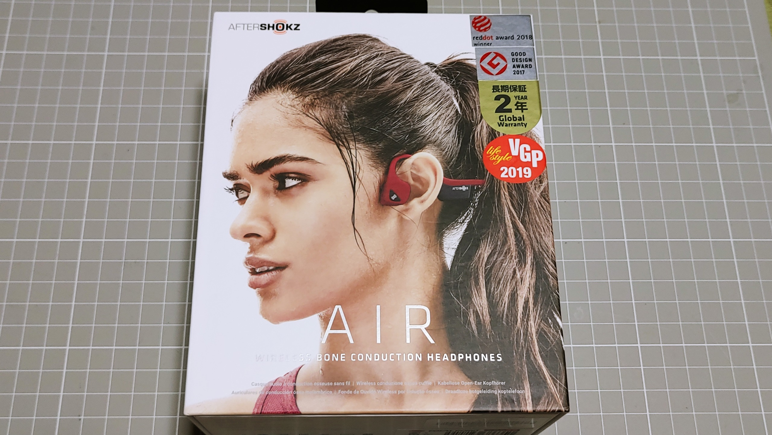 AFTERSHOKZ(アフターショックス)AIR