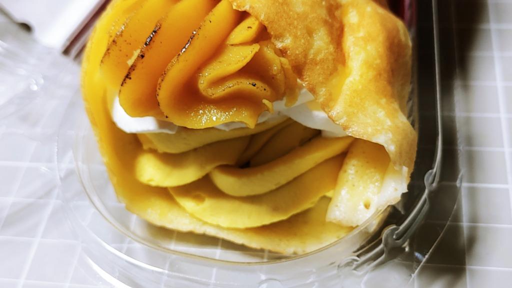 ファミリーマート 安納芋のクレープ