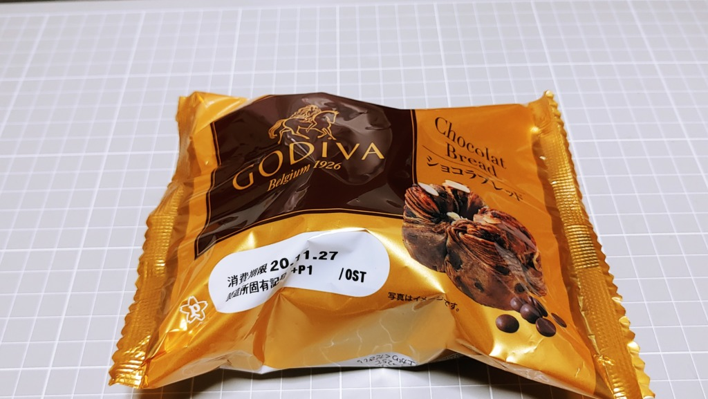 ゴディバ ショコラブレッド