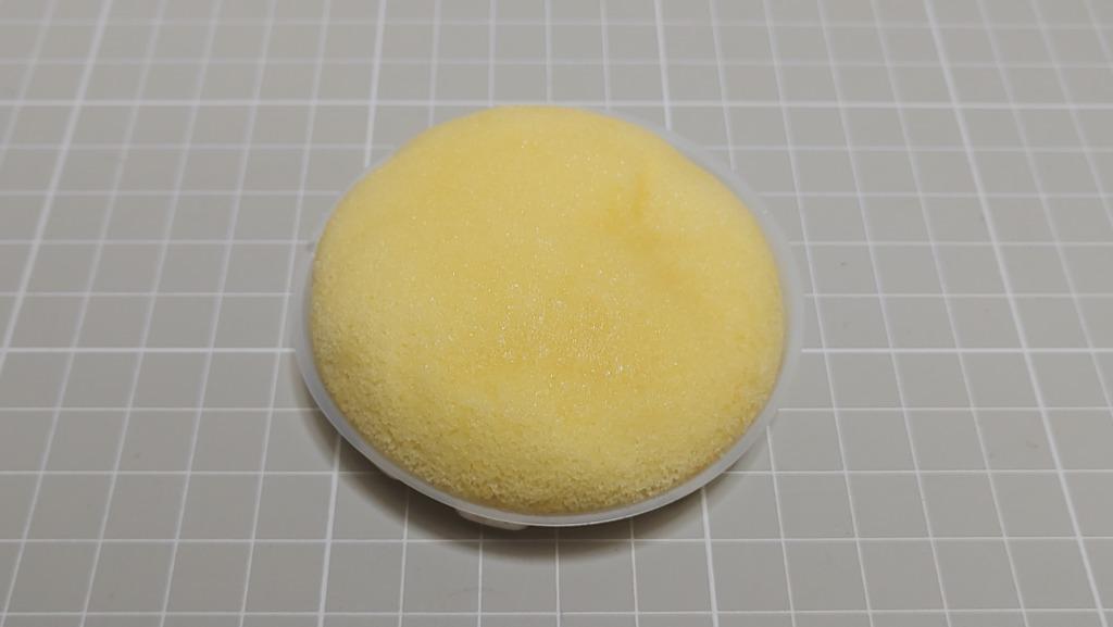 ローソン ふんわり蒸しケーキ カスタードクリーム