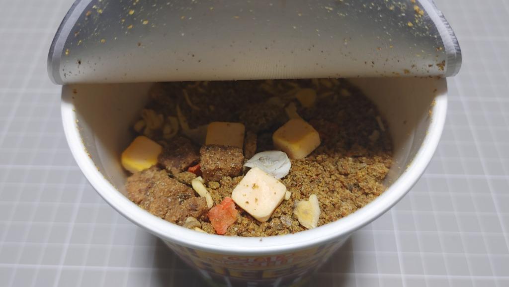 日清 カップヌードル ビーフの味わい欧風仕立て 欧風チーズカレー