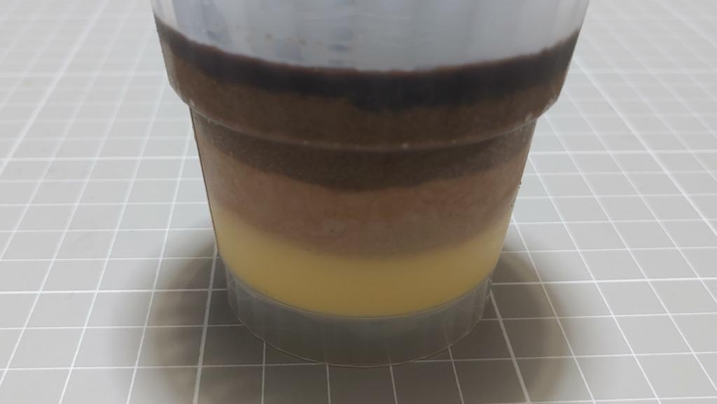 セブンイレブン ショコラケーキプリン